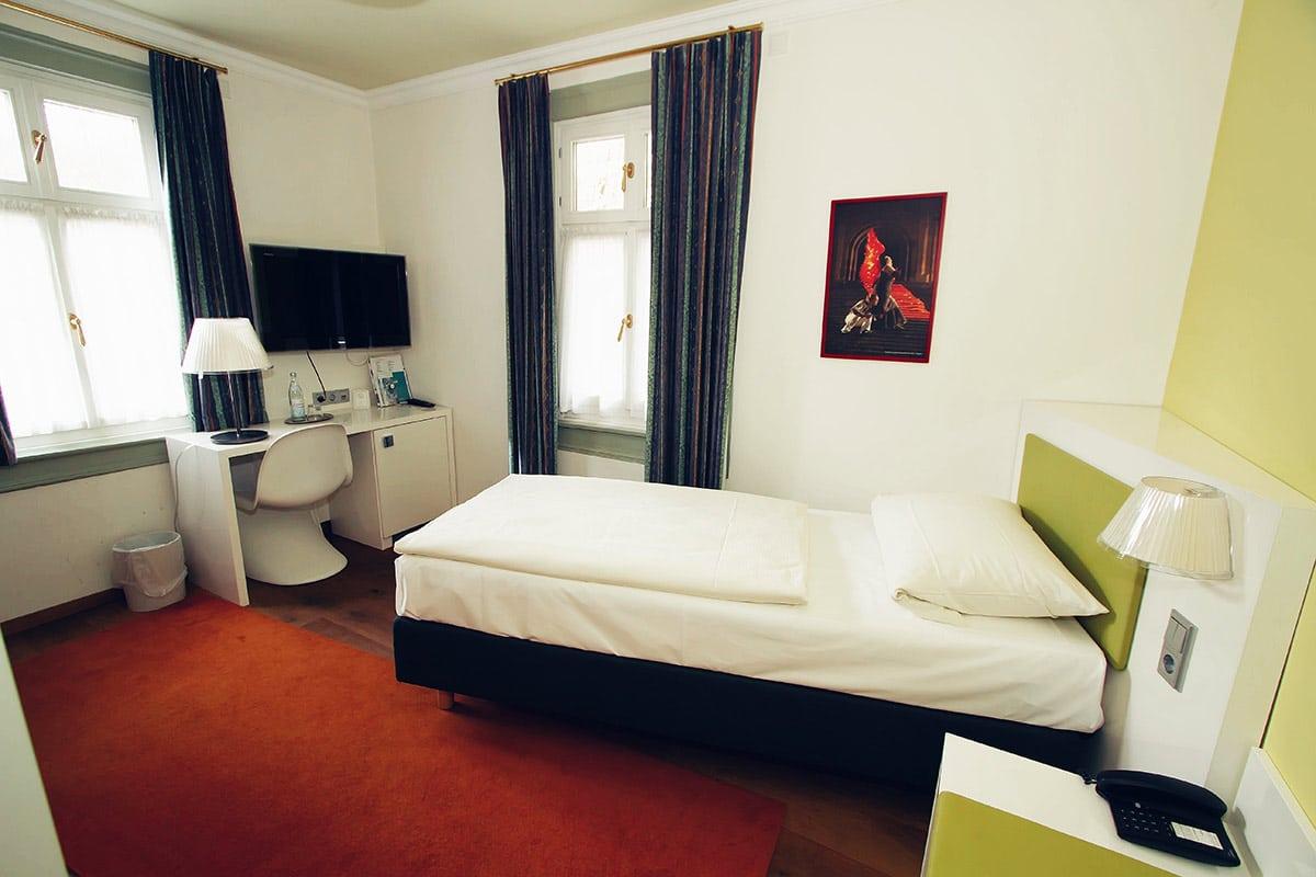 Hotel-21.de - Einzelzimmer