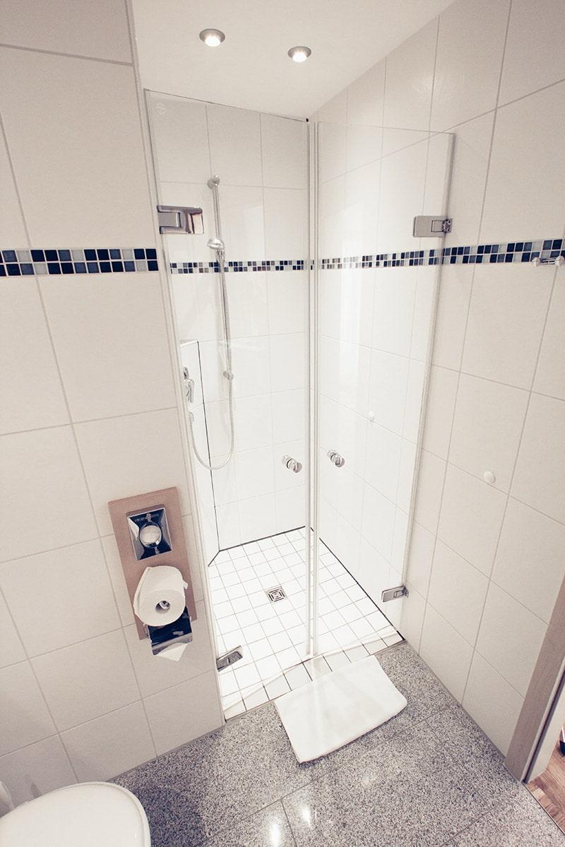 Hotel-21.de - Badezimmer